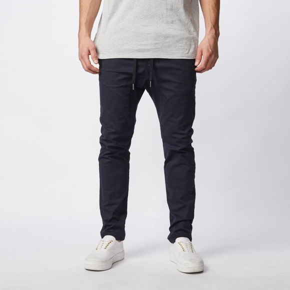 Zanerobe Other - NWT Men's Zanerobe Sureshot Chino Navy Size 34